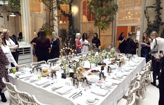 Links of London Bridal Breakfast